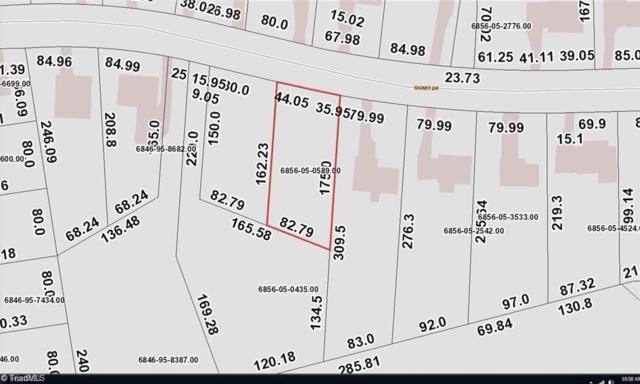 3724 Signet Drive, Winston Salem, NC 27101 (MLS #918485) :: Ward & Ward Properties, LLC