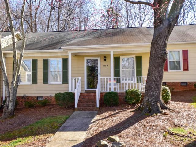 1318 Glen Raven Court, Greensboro, NC 27410 (MLS #918587) :: Kristi Idol with RE/MAX Preferred Properties
