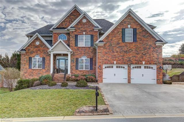 127 Covington Place, Lewisville, NC 27023 (MLS #918676) :: Kristi Idol with RE/MAX Preferred Properties