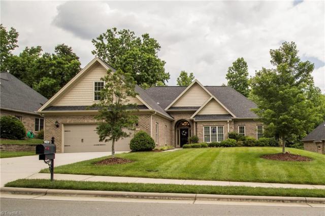 2260 Cambridge Oaks Drive, High Point, NC 27262 (MLS #918813) :: Kristi Idol with RE/MAX Preferred Properties