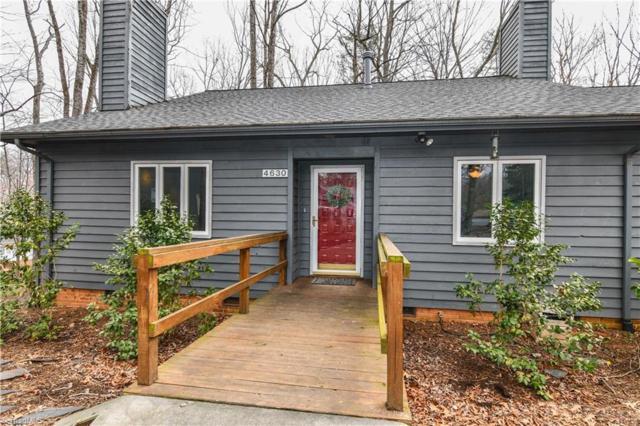 4630 Lake Jeanette Road, Greensboro, NC 27455 (MLS #919222) :: Kristi Idol with RE/MAX Preferred Properties