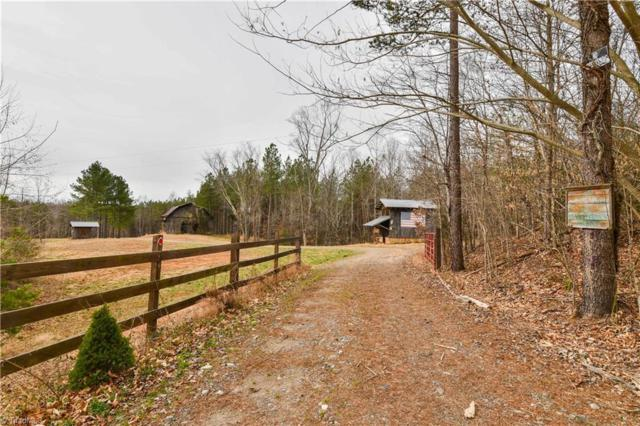 14 Matthews Road, Pilot Mountain, NC 27041 (MLS #919261) :: Kim Diop Realty Group