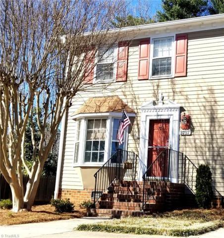 3757 Greenes Crossing, Greensboro, NC 27410 (MLS #919332) :: Kristi Idol with RE/MAX Preferred Properties