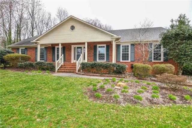 5 Heather Court, Greensboro, NC 27403 (MLS #919342) :: HergGroup Carolinas