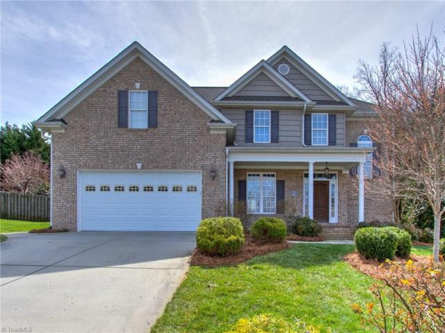 5719 Hidden Orchard Drive, Greensboro, NC 27410 (MLS #919384) :: HergGroup Carolinas