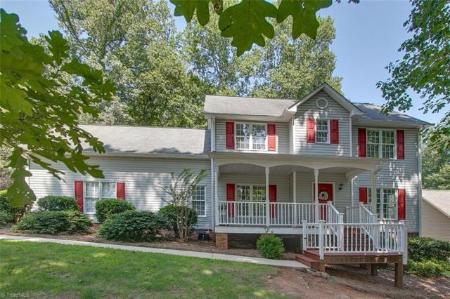7920 Daltonshire Drive, Oak Ridge, NC 27310 (MLS #919460) :: The Temple Team