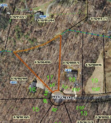 0 Reed Creek Court, Ramseur, NC 27316 (MLS #919542) :: Ward & Ward Properties, LLC