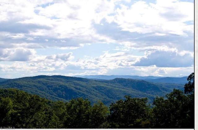 320 Laurelwood Lane #137, Traphill, NC 28685 (MLS #921763) :: Berkshire Hathaway HomeServices Carolinas Realty