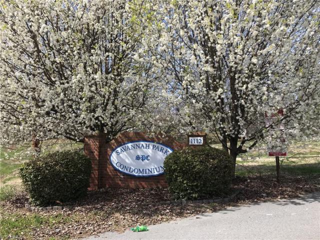 1112 Trinity Street 202 Lower, Thomasville, NC 27360 (MLS #921810) :: Kristi Idol with RE/MAX Preferred Properties