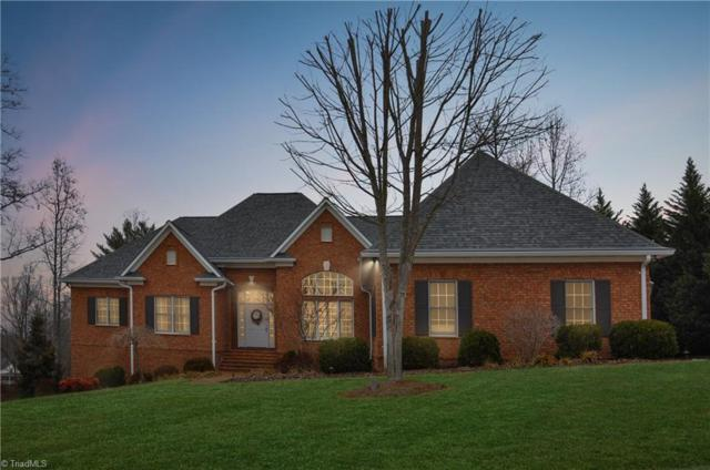 211 Forest Ridge Drive, Wilkesboro, NC 28697 (MLS #921884) :: Ward & Ward Properties, LLC
