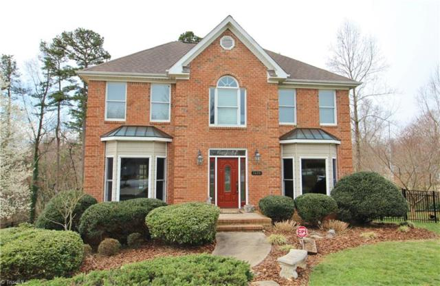 1414 Wisteria Court, High Point, NC 27265 (MLS #921892) :: Kristi Idol with RE/MAX Preferred Properties
