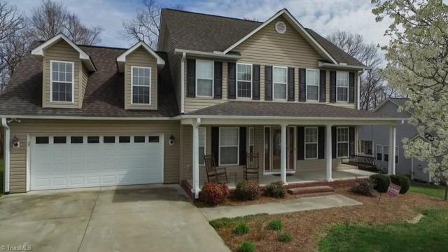 17 Roselynn Lane, Thomasville, NC 27360 (MLS #921901) :: HergGroup Carolinas