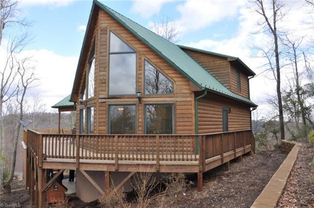 1705 Buck Mountain Road, Purlear, NC 28665 (MLS #921955) :: Kristi Idol with RE/MAX Preferred Properties
