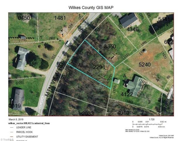 0 Mountain View Road, Hays, NC 28635 (MLS #922092) :: RE/MAX Impact Realty