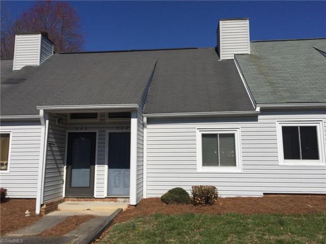538 Brookside Court, Kernersville, NC 27284 (MLS #922107) :: Kristi Idol with RE/MAX Preferred Properties