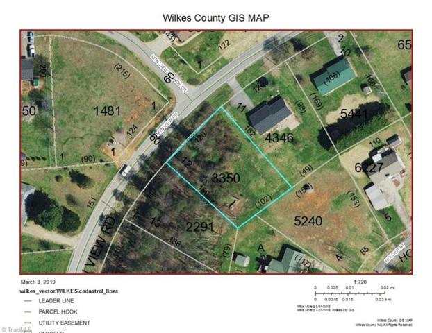 0 Mountain View Road, Hays, NC 28635 (MLS #922108) :: RE/MAX Impact Realty
