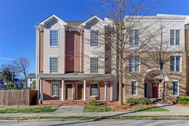 614 Bellemeade Street, Greensboro, NC 27401 (MLS #922223) :: Kristi Idol with RE/MAX Preferred Properties