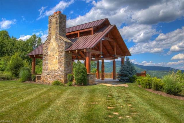 0 Cielo Ridge Way 18C, Purlear, NC 28665 (MLS #922338) :: Berkshire Hathaway HomeServices Carolinas Realty