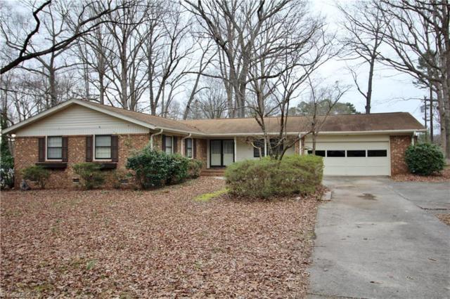 207 Amberwood Drive, Jamestown, NC 27282 (MLS #922361) :: The Temple Team