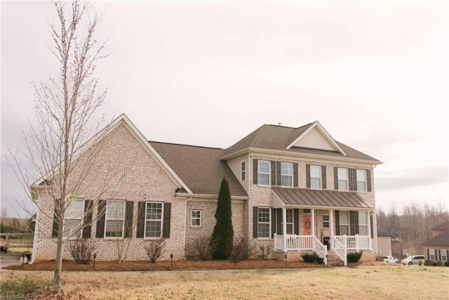 331 Hush Hickory Trace, Reidsville, NC 27320 (MLS #922495) :: Kristi Idol with RE/MAX Preferred Properties