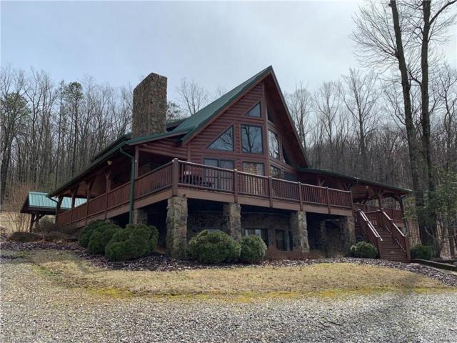 445 Wheel Team Trail, Mcgrady, NC 28649 (MLS #922638) :: Kristi Idol with RE/MAX Preferred Properties