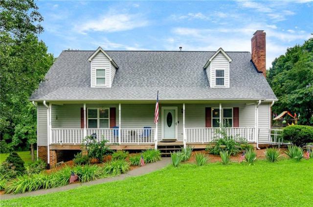 5750 Gayray Street, Clemmons, NC 27012 (MLS #922805) :: Kristi Idol with RE/MAX Preferred Properties