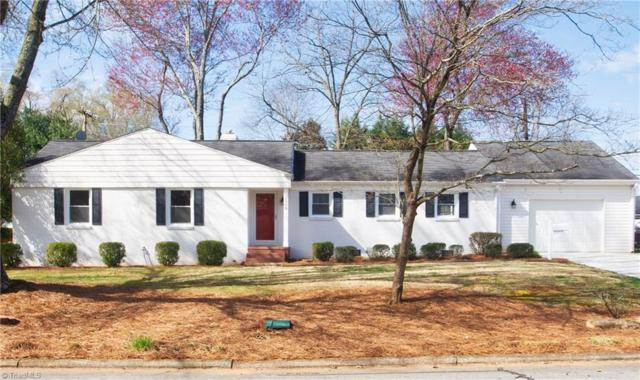 1003 Onslow Drive, Greensboro, NC 27408 (MLS #923004) :: HergGroup Carolinas