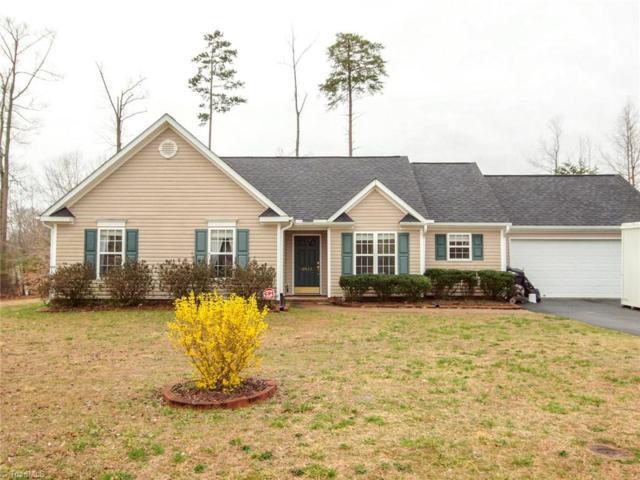 6943 Channel Forest Road, Belews Creek, NC 27009 (MLS #923042) :: Kristi Idol with RE/MAX Preferred Properties