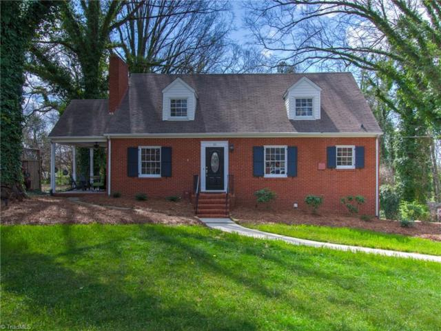 203 Perry Road, Jamestown, NC 27282 (MLS #923048) :: The Temple Team