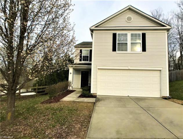 4107 Lakewood Glen Drive, Winston Salem, NC 27107 (MLS #923075) :: HergGroup Carolinas