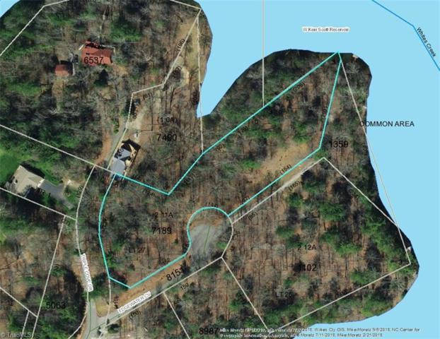 27 Triple Cove Drive, Wilkesboro, NC 28697 (MLS #923144) :: RE/MAX Impact Realty