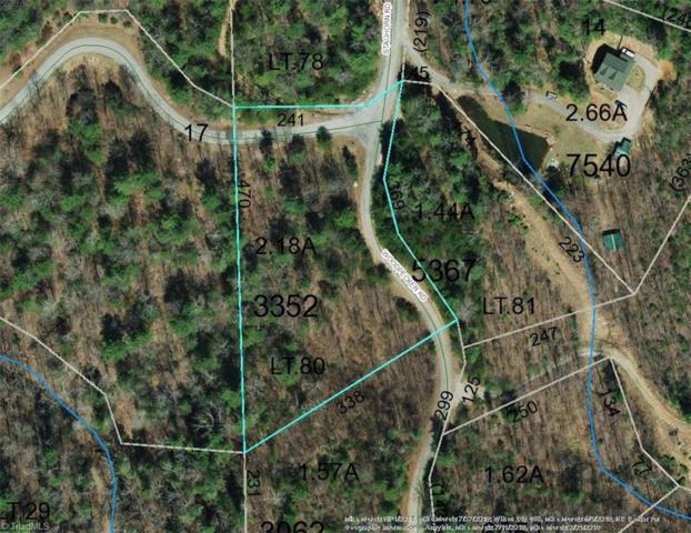 80 Woodpecker Road, Purlear, NC 28665 (MLS #923155) :: Kristi Idol with RE/MAX Preferred Properties