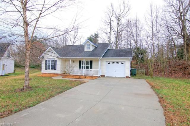 3948 Hickswood Forest Court, High Point, NC 27265 (MLS #923244) :: The Temple Team