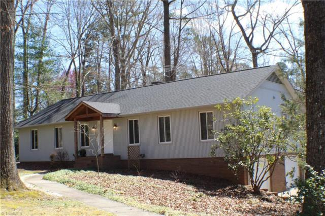 124 Roquemore Road, Clemmons, NC 27012 (MLS #923257) :: Kristi Idol with RE/MAX Preferred Properties