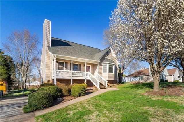 130 Schaub Road, Winston Salem, NC 27127 (MLS #923275) :: The Temple Team
