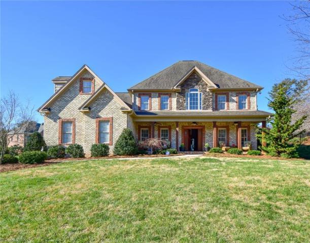 6005 Crescentbrook Lane, Clemmons, NC 27012 (MLS #923353) :: HergGroup Carolinas