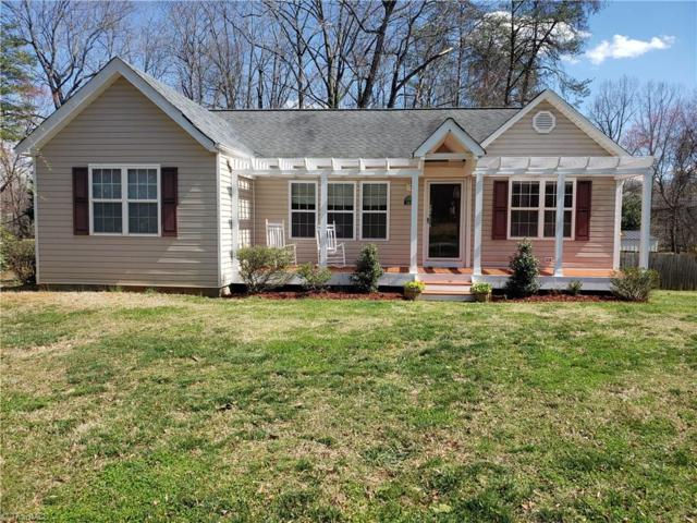 5681 Novack Street, Winston Salem, NC 27105 (MLS #923357) :: The Temple Team