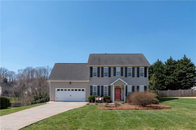 1050 Wellesley Place Drive, Lewisville, NC 27023 (MLS #923362) :: Kristi Idol with RE/MAX Preferred Properties