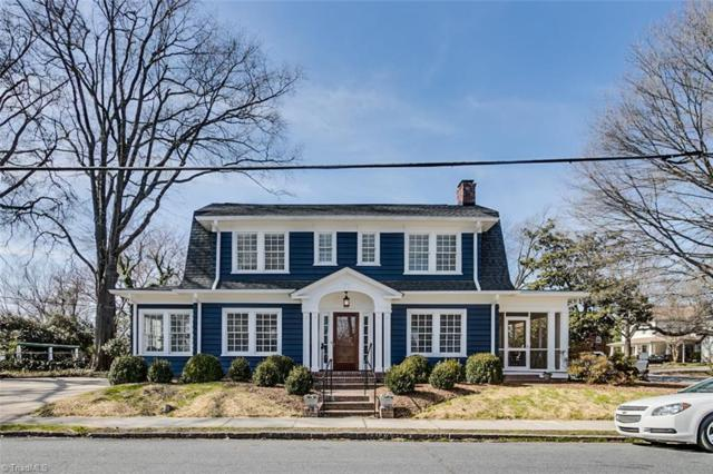 915 Olive Street, Greensboro, NC 27401 (MLS #923363) :: Berkshire Hathaway HomeServices Carolinas Realty