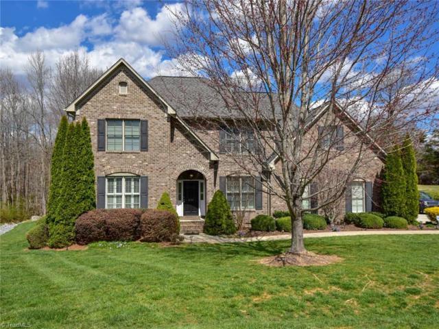 8704 Bromfield Road, Oak Ridge, NC 27310 (MLS #923372) :: The Temple Team