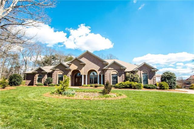 165 Stanley Farm Road, Kernersville, NC 27284 (MLS #923400) :: The Temple Team