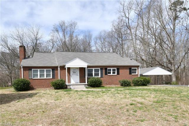 3085 Fraternity Church Road, Winston Salem, NC 27127 (MLS #923510) :: The Temple Team