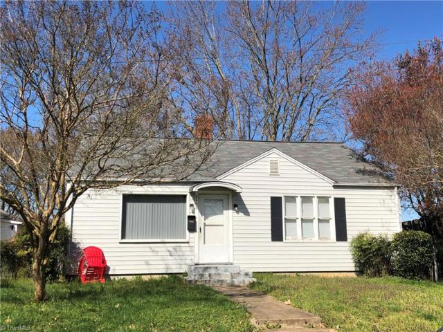2408 Lomond Street, Winston Salem, NC 27127 (MLS #923515) :: The Temple Team