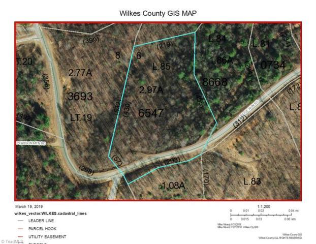 0 Ridge Run Road, Boomer, NC 28606 (MLS #923516) :: RE/MAX Impact Realty