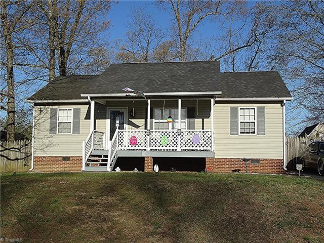 106 Poplar Street, Thomasville, NC 27360 (MLS #923523) :: HergGroup Carolinas