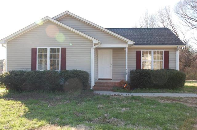 620 Smith Street, Gibsonville, NC 27249 (MLS #923540) :: The Temple Team