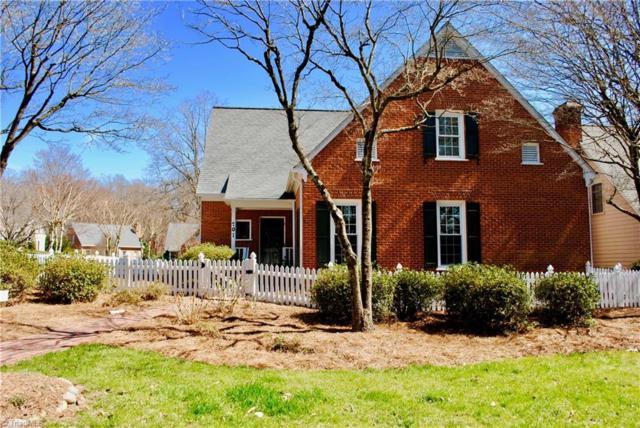 201 Village Green Square, Winston Salem, NC 27104 (MLS #923548) :: HergGroup Carolinas