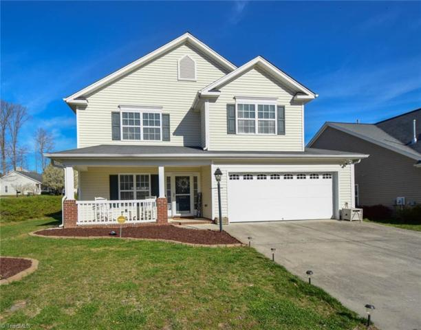 4605 Woodway Drive, Kernersville, NC 27284 (MLS #923589) :: HergGroup Carolinas