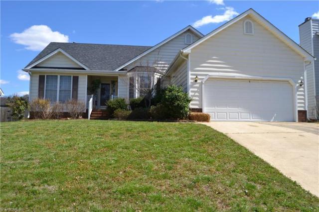 3106 Southampton Drive, Jamestown, NC 27282 (MLS #924701) :: HergGroup Carolinas