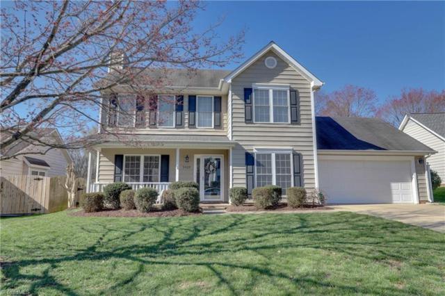 5409 Cedar Field Drive, Summerfield, NC 27358 (MLS #924709) :: Kristi Idol with RE/MAX Preferred Properties